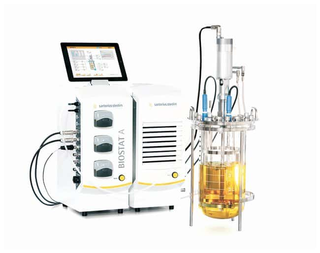 Sartorius™ BIOSTAT A™ Standard Equipment Packages, for Microbial Fermentation