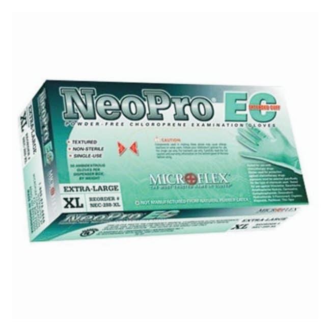 Microflex™NeoPro™ NPG-888 Neoprene Exam Gloves with Textured Fingertips