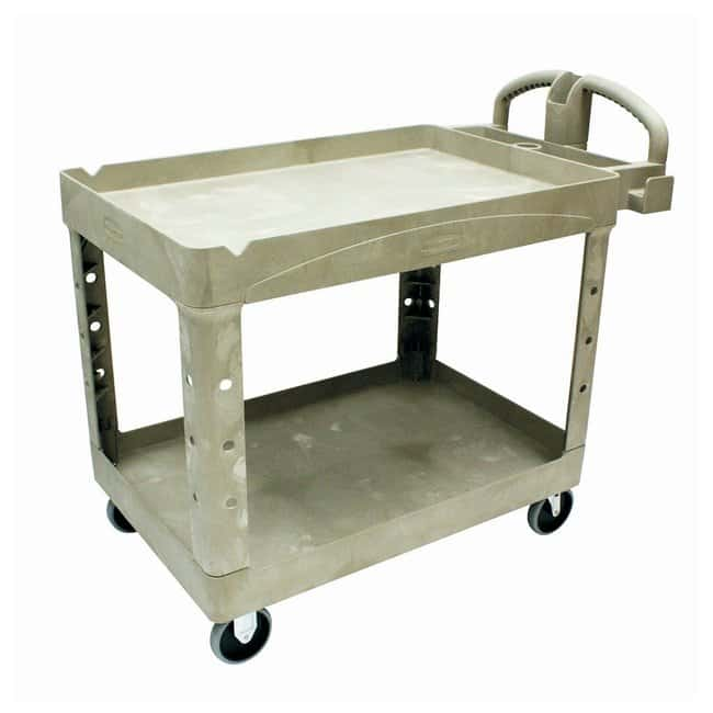 Rubbermaid™ Heavy-Duty Utility Cart