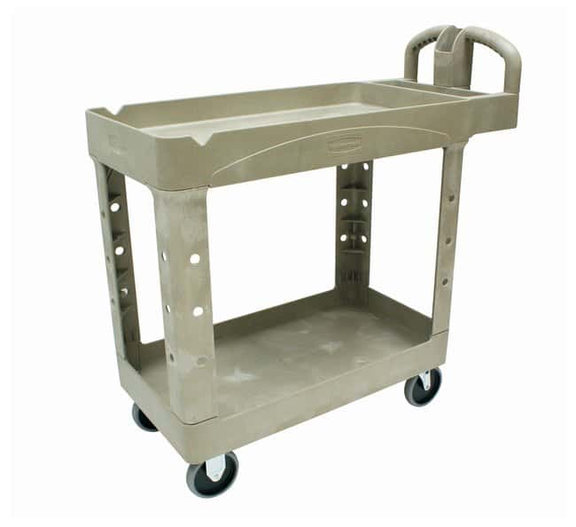 Rubbermaid™Heavy-Duty Utility Cart