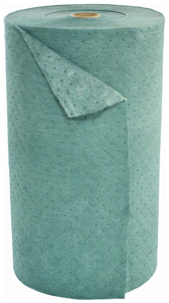 Fisherbrand™ Universal All Purpose Dark Green Absorbent Rolls