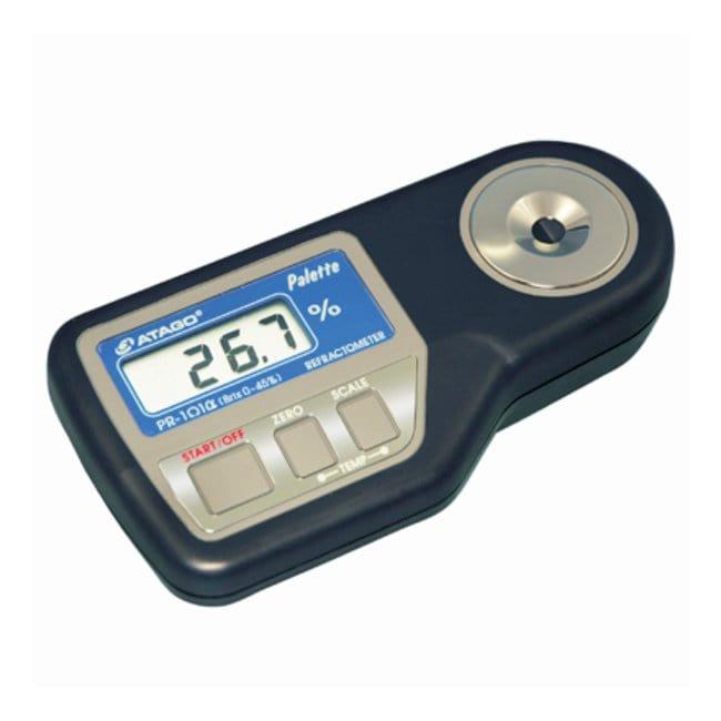 ATAGO™ATAGO™ Palette digitales Refraktometer: PR-101α Paletten-Refraktometer: PR-101 alpha Messung des Alkoholgehalts (Volumen)