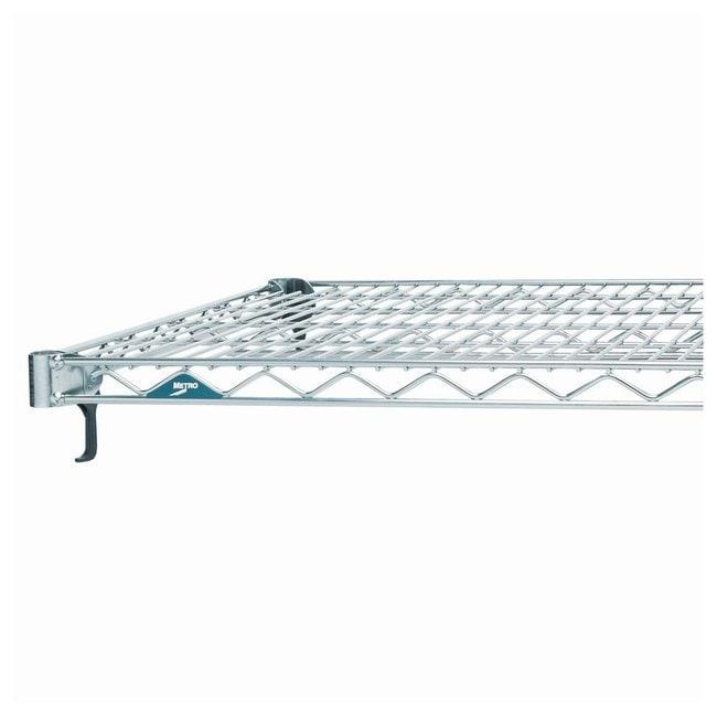 Metro Super Adjustable Super Erecta Wire Shelf - Chrome Finish :Furniture,