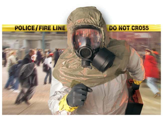 MSA Millennium CBRN Gas Mask:Gloves, Glasses and Safety:Respiratory Protection