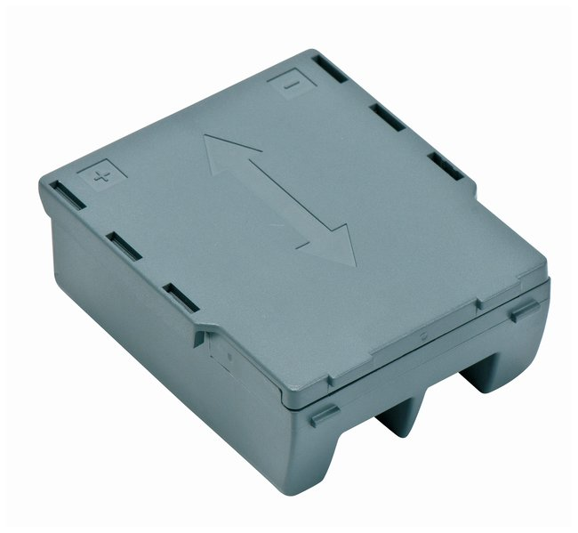 Brady™Accessories for BMP™51 and BMP™53 Label Printers BMP50 Series Spare Battery Tray; For use with BMP51 and BMP53 Label Printers Brady™Accessories for BMP™51 and BMP™53 Label Printers