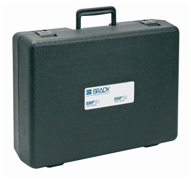 Brady™Accessories for BMP™51 and BMP™53 Label Printers Hard case; For use with BMP51 and BMP53 Label Printers Brady™Accessories for BMP™51 and BMP™53 Label Printers