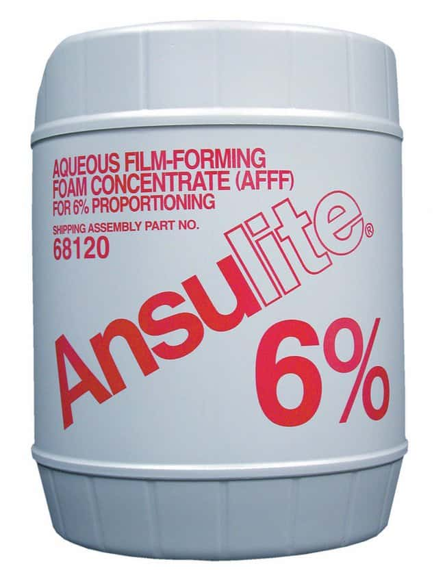 Ansul Ansulite 6% (AFC-5) AFFF Foam Concentrate:First Responder Products:First