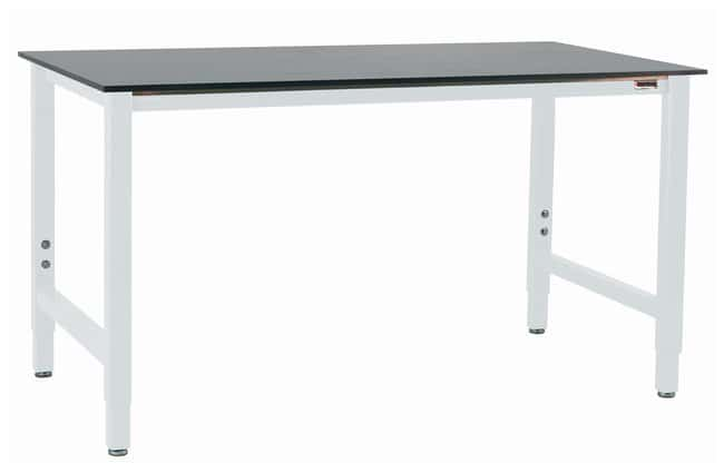Fisherbrand™ Kennedy Series Workbench With 1 in. Thick Phenolic Resin Top - 30 in. Deep