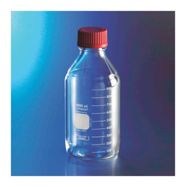 PYREX  Round Media Storage Bottles