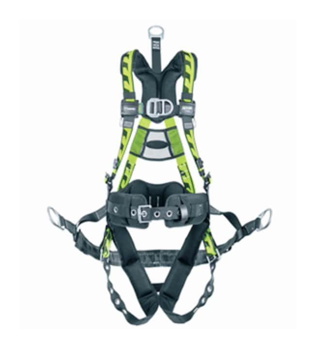 Honeywell Miller AirCore Oil and Gas Harness with Attached Bos'n Chair