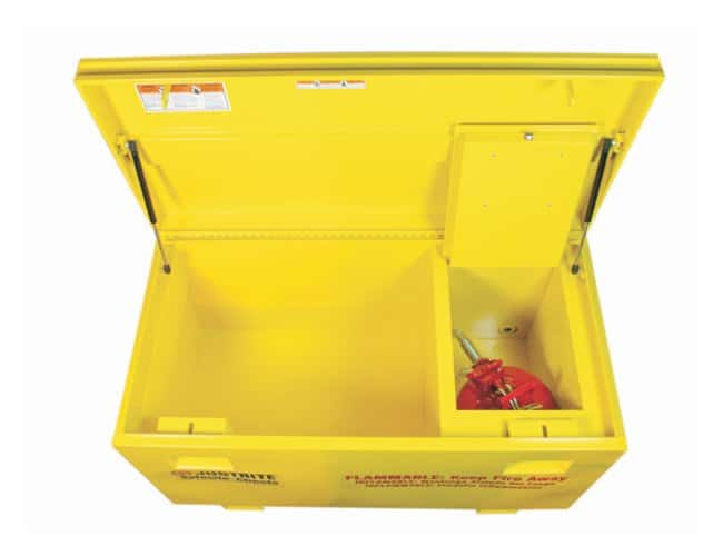 Justrite Safesite Flammable Combo Safety Chest Combo Safety Chest:Fume