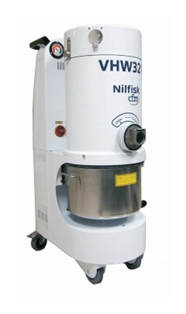 Nilfisk VHW321 Industrial Vacuum Type of power: 1-phase; 120V:Gloves, Glasses