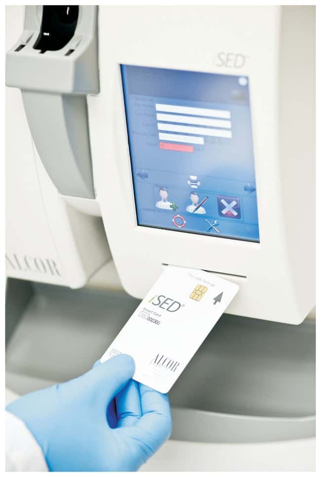 AlcoriSED Automated ESR Analyzer Test Cards:Clinical Analyzers and Instruments:Hematology