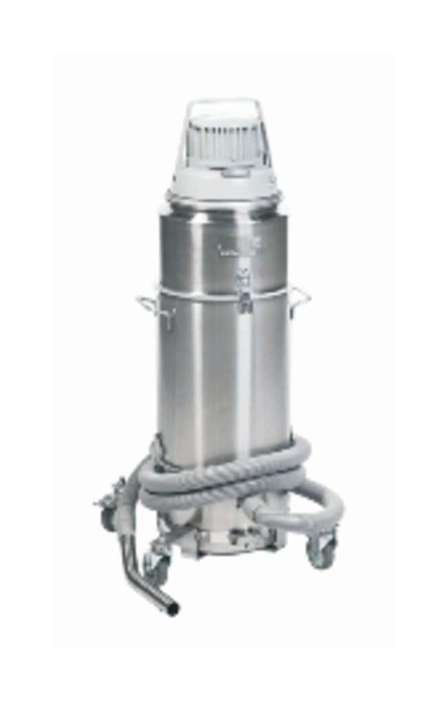 Nilfisk Stainless Steel Vapor Vacuum Stainless steel vapor vacuum cleaner:Gloves,