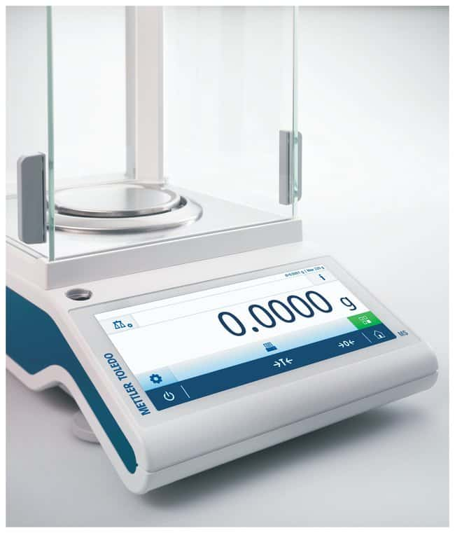Mettler Toledo MS-TS Analytical Balances:Testing and Filtration:Water Testing
