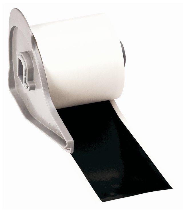 Brady™Vinyl Tapes (B-595) for BMP71 Printer - Black Black; Size: 15.24m x 5.08cm (50 ft. x 2 in.) Brady™Vinyl Tapes (B-595) for BMP71 Printer - Black