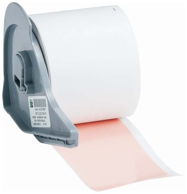 Brady™ Vinyl Tapes (B-595) for BMP71 Printer - Pink Pink; Size: 15.24m x 5.08cm (50 ft. x 2 in.) Brady™ Vinyl Tapes (B-595) for BMP71 Printer - Pink