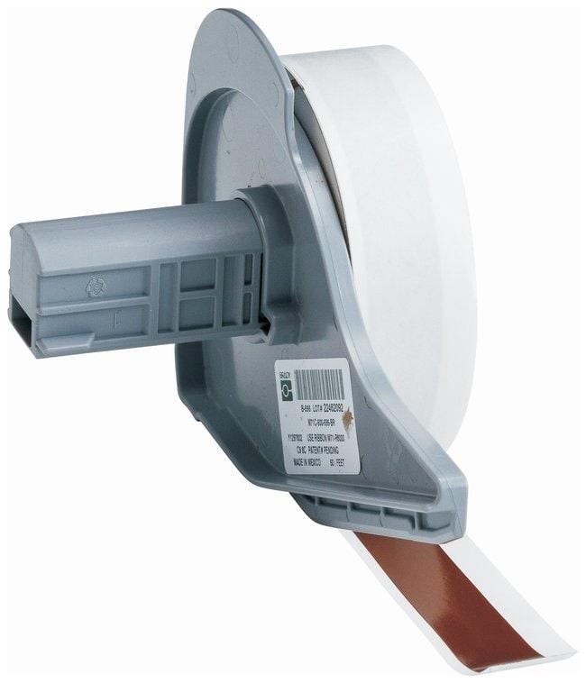 Brady™Vinyl Tapes (B-595) for BMP71 Printer - Brown Brown; Size: 15.24m x 1.27cm (50 ft. x 0.5 in.) Brady™Vinyl Tapes (B-595) for BMP71 Printer - Brown