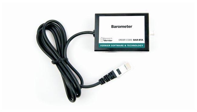 VernierVernier Barometer Barometer:Humidity and Hygrometry