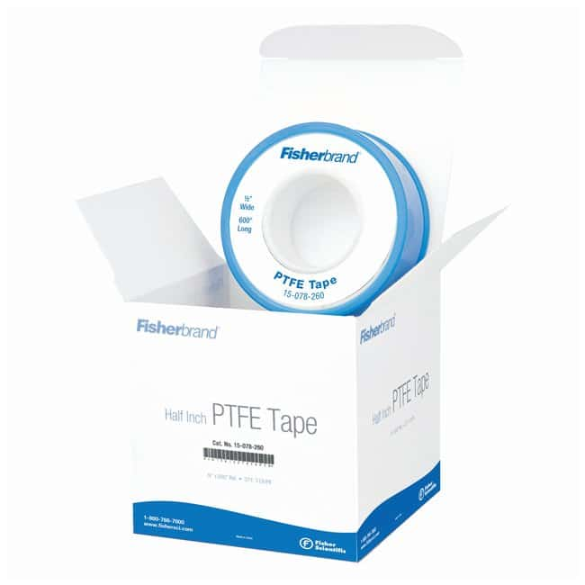 Fisherbrand™ pure low density ptfe thread seal tape