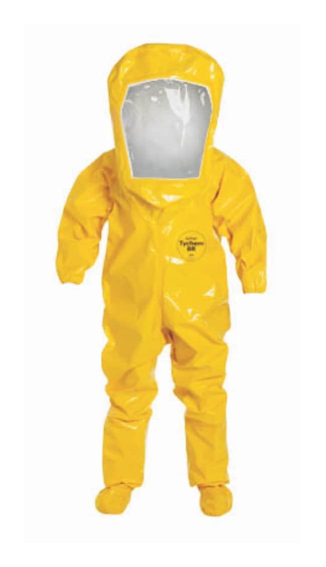 DuPont DuPont Tychem BR Encapsulated Level B Suit Tychem BR Encapsulated