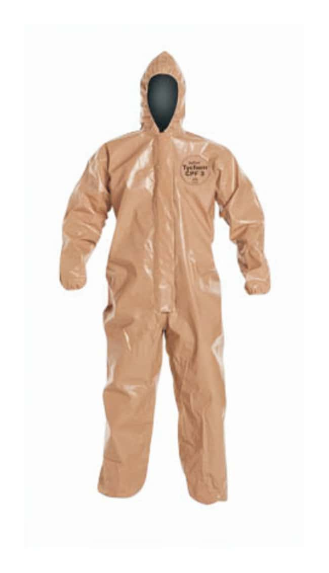 DuPont DuPont™ Tychem™ CPF 3 Coverall With Standard Fit Hood , Elastic