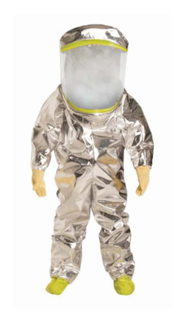DuPont DuPont™ Tychem™ TK Encapsulated Level A Suit (With Silver Overcover)