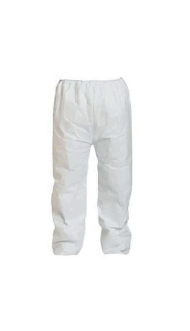 DuPont DuPont™ Tyvek™ White Pants Size: Large; Waist size: 24.75 in.:Gloves,