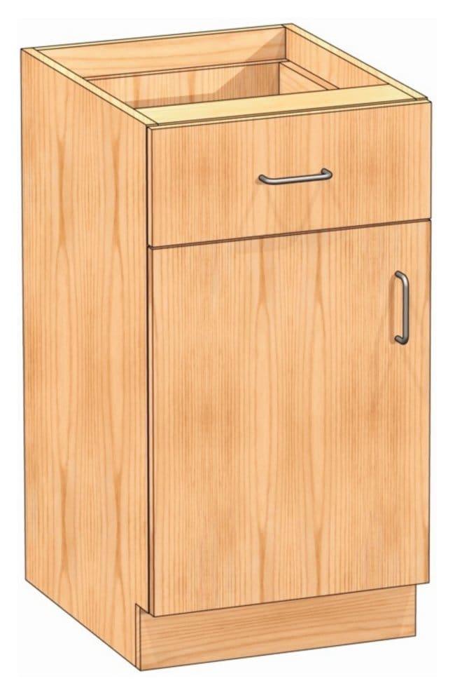 Mott ManufacturingWood Casework Standing Height Specialty Cabinet, Door/Drawer