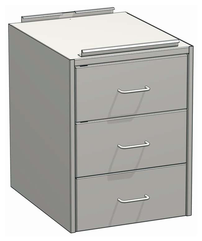 Mott ManufacturingSteel Casework Suspended Cabinet, Drawer Unit