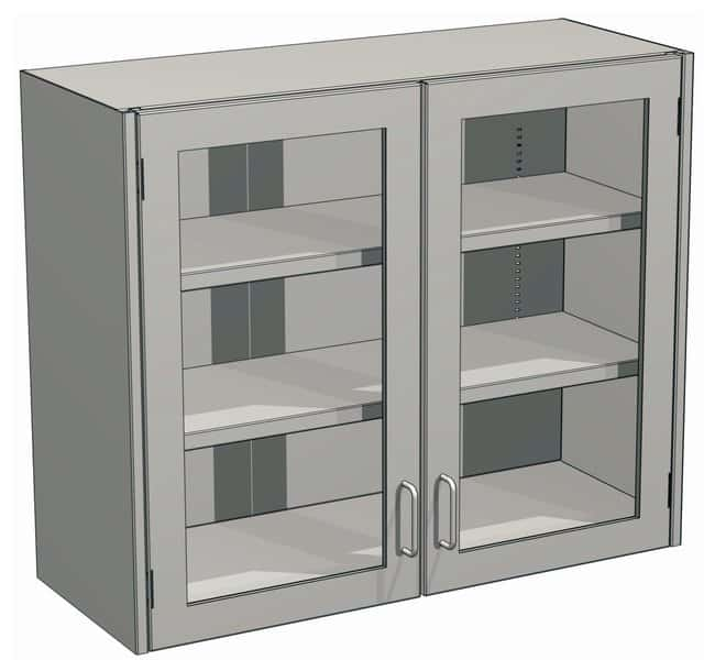 Mott Manufacturing Steel Casework Wall Cabinet, Hinged Framed Door Unit