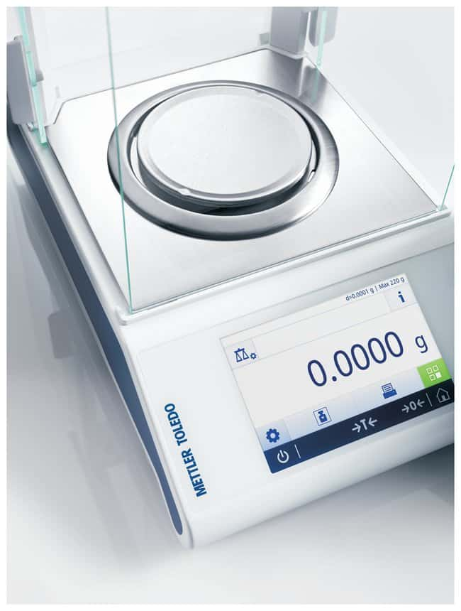 Mettler Toledo ML-T Analytical Balances:Testing and Filtration:Water Testing