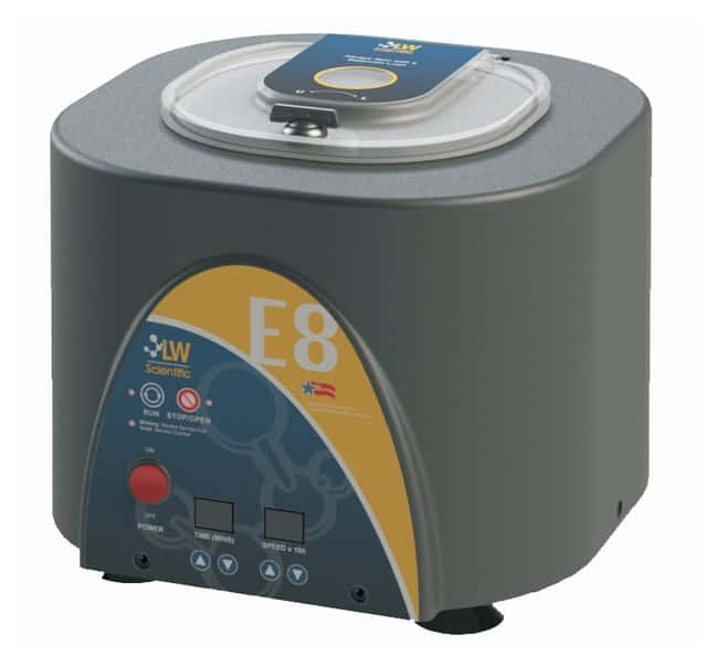 LW Scientific USA E8 Series Centrifuge Standard; Digital speed and time;