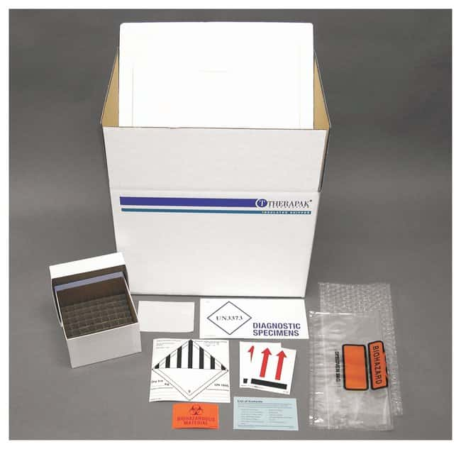 Therapak™Frozen Biological Substance Category B Shipping Systems