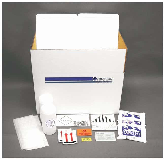 Therapak™ Combination Temperature Biological Substance Category B Shipping Systems