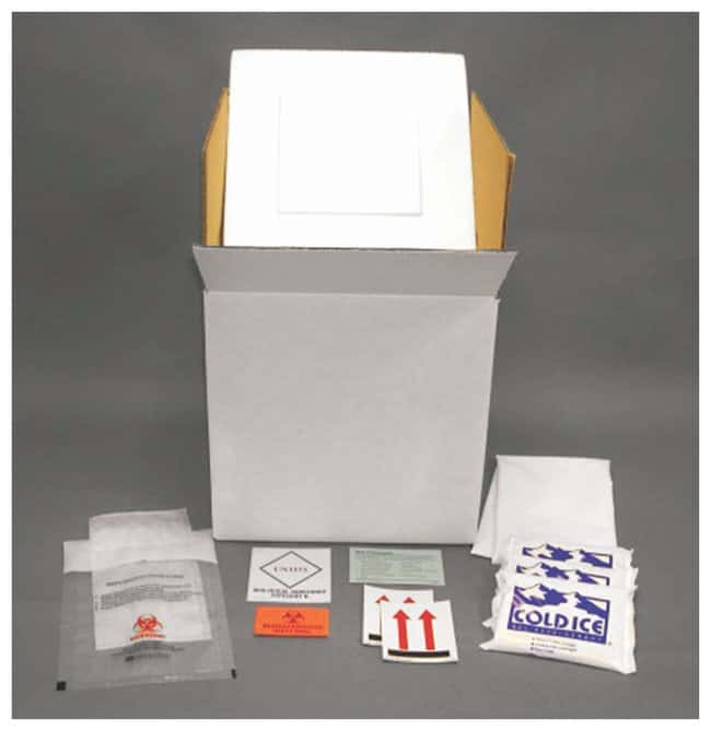 Therapak Refrigerated Biological Substance Category B Shipping Systems:Racks,