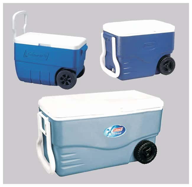 Therapak Coleman Wheeled Coolers:Refrigerators, Freezers and Cryogenics:Insulated