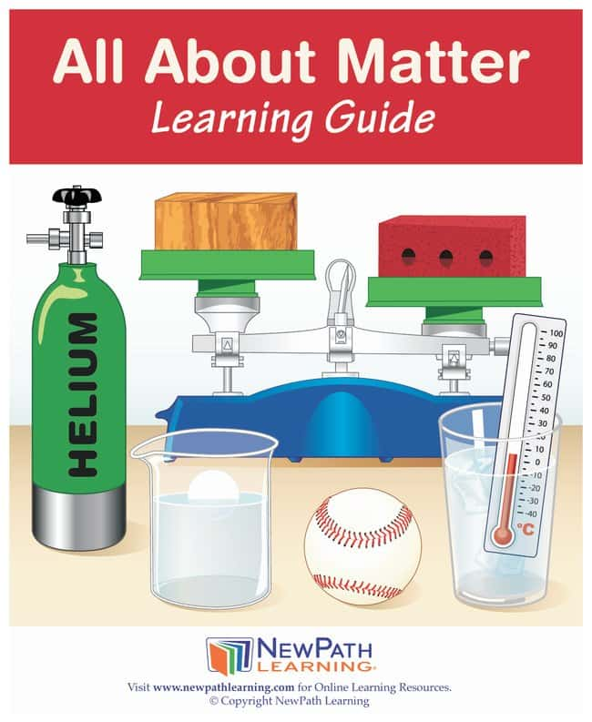 NewPath LearningAll About Matter Learning Guide:Education Supplies:Classroom
