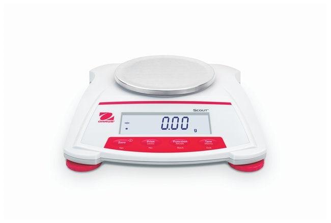 OHAUS Scout SKX Portable Balances  SKX222; Capac.: 220g; Readability: 0.01g;