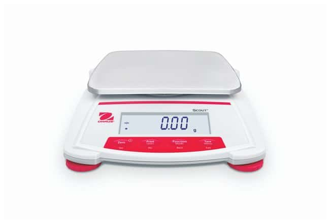 OHAUS Scout SKX Portable Balances:Teaching Supplies:Classroom Science Lab