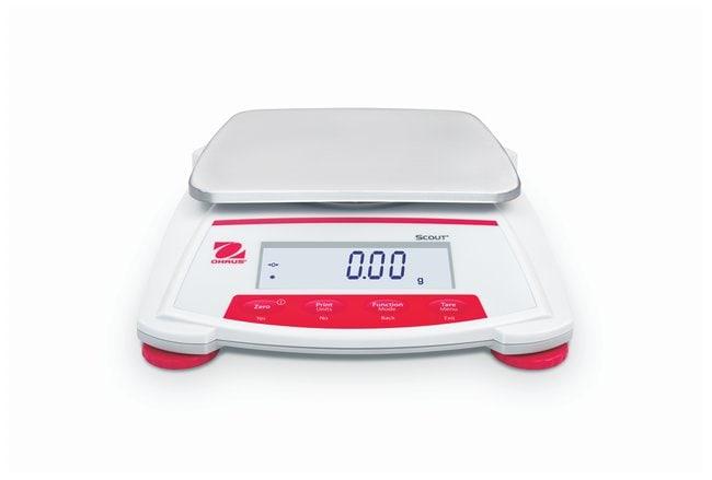 Ohaus Scout SKX Portable Balances  SKX6201; Capac.: 6200g; Readability: