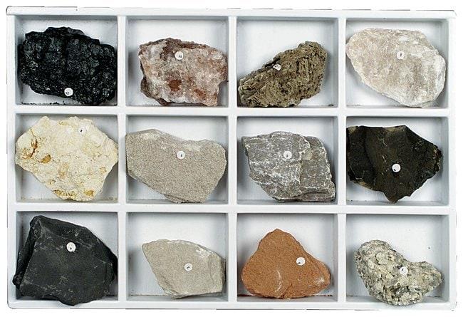 Premium Sedimentary Rock Collection  Premium Sedimentary rock collection:Teaching
