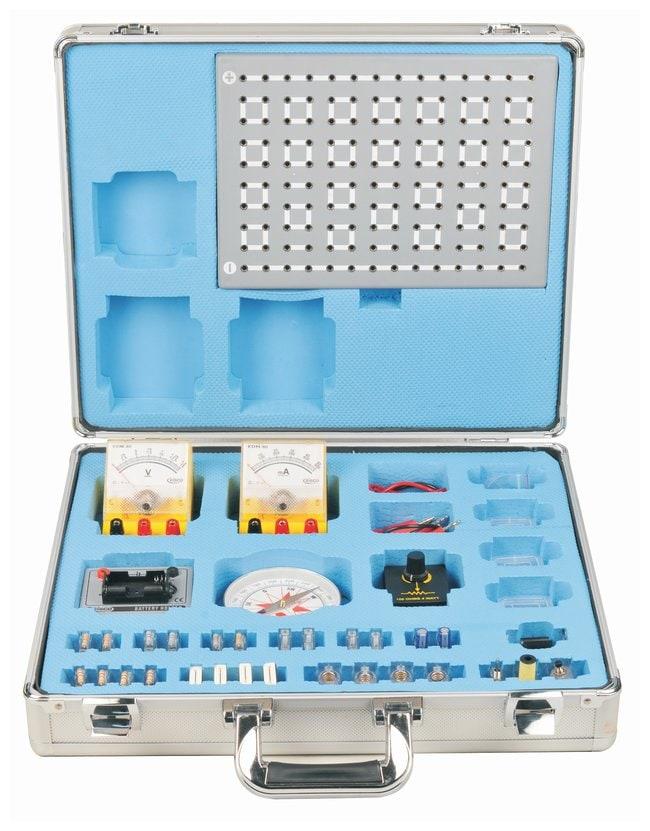 Eisco Physics Kit: Electricity System 1  Electricity System 1 Physics Kit:Teaching