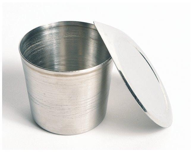United Scientific SuppliesStainless Steel Laboratory Crucibles:Specialty