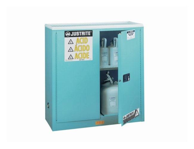 JustriteSure-Grip EX Corrosives/Acid Steel Safety Cabinet:Facility Safety