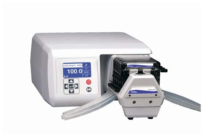Fisherbrand FH100M Multichannel Peristaltic Pumps Flow capacity: 0.007