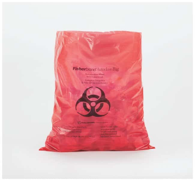 FisherbrandAutoclavable Biohazard Waste Bags:Sterilizers and Autoclaves:Autoclave
