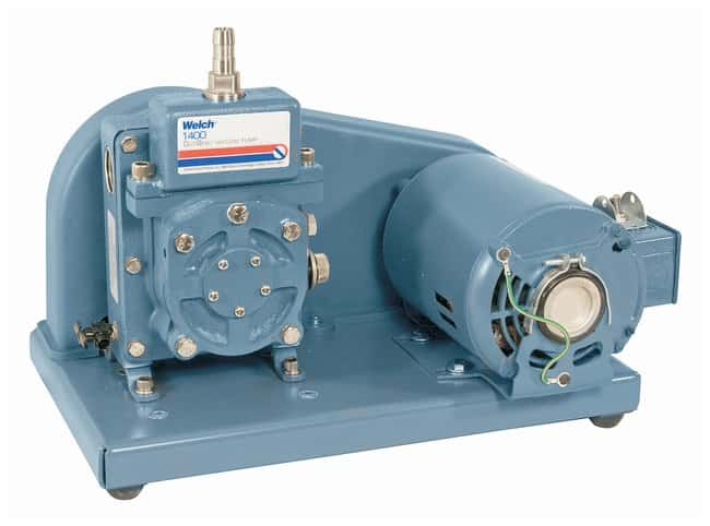 Welch DuoSeal High-Vacuum Pumps Model 1400; Free air displacement 0.9cfm:Pumps