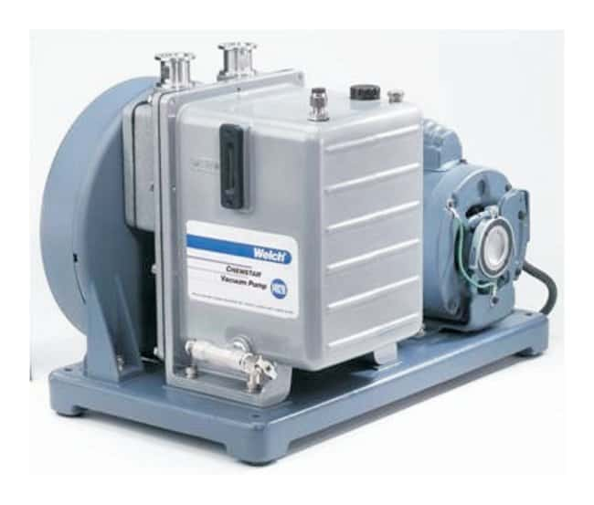 Welch ChemStar 1402N Belt-Drive Vacuum Pump Model 1402; Free air displacement