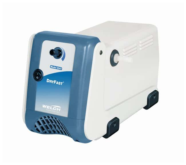 Welch™ DryFast™ and DryFast Ultra™ Diaphragm Vacuum Pumps